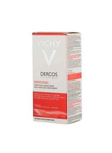 Vichy VICHY Dercos Energising Fortifying Conditioner 150 - Saç Dökülmesi Renksiz